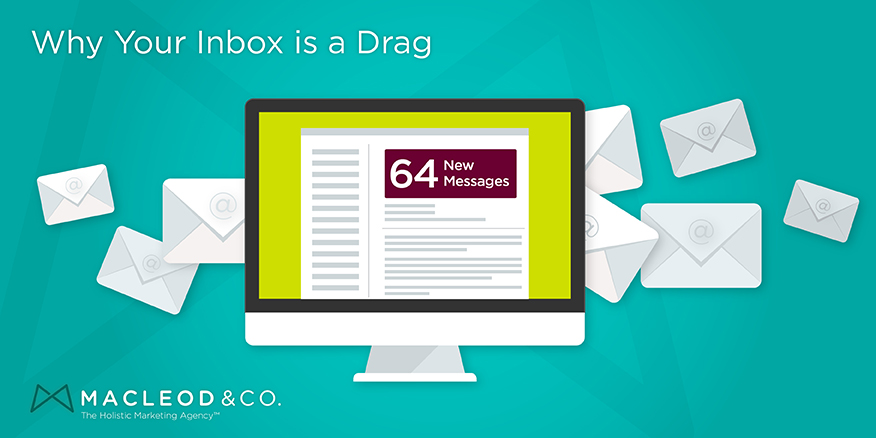 Your Inbox is a Drag | Macleod & Co. The Holistic Marketing Agency Minneapolis