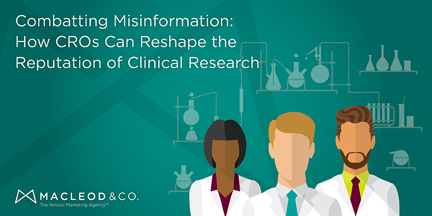 Clinical Research Organizations | Macleod & Co. The Holistic Marketing Agency Minneapolis