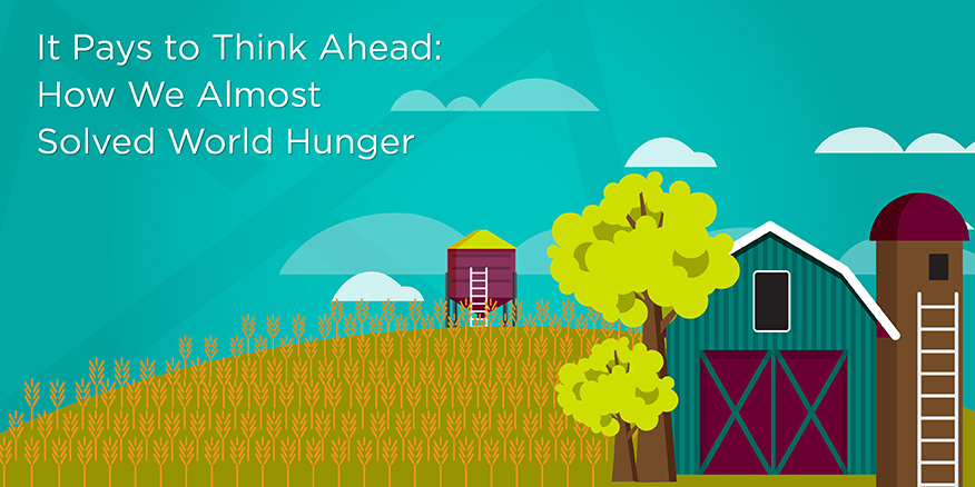 How We Almost Solved World Hunger | Macleod & Co. The Holistic Marketing Agency Minneapolis