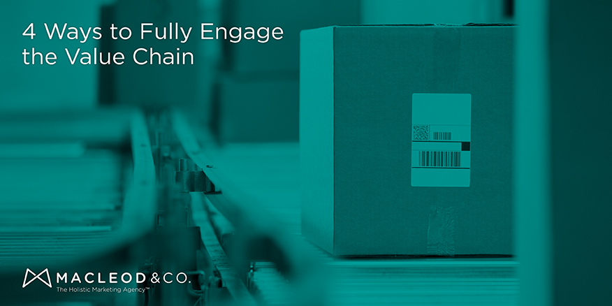 Engage the Value Chain | Macleod & Co. The Holistic Marketing Agency Minneapolis