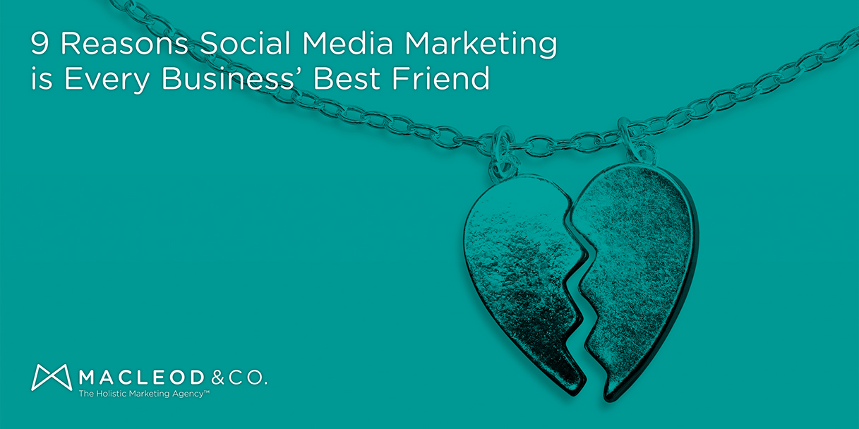 Social Media Marketing | Macleod & Co. The Holistic Marketing Agency Minneapolis