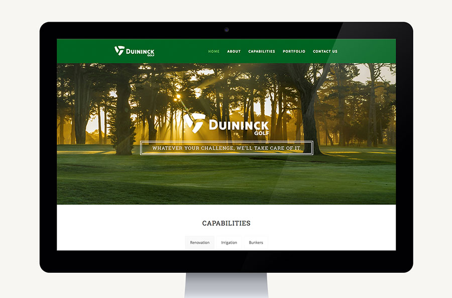Duininck Golf Design | Macleod & Co. The Holistic Marketing Agency Minneapolis