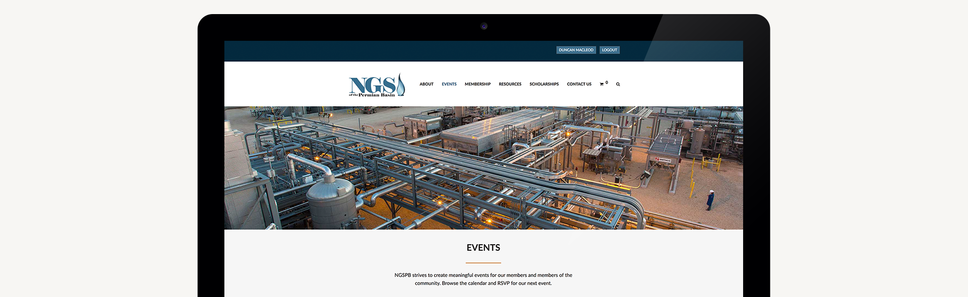 NGSPB Website | Macleod & Co. | Full Service Digital Marketing Agency Minneapolis