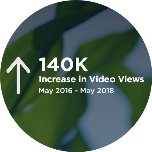 Sentera Social Growth - Video Views